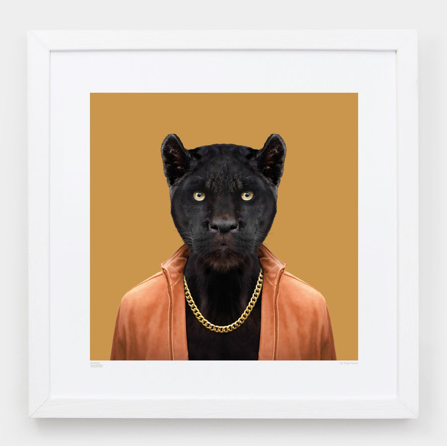 Yago Partal Cesar, the Black Panther - Evermade