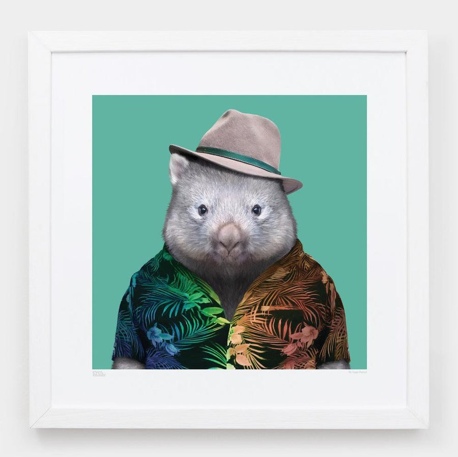 Yago Partal Henry, the Wombat - Evermade