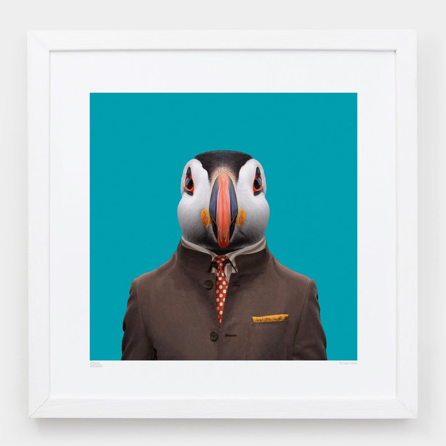 Alek, the Atlantic Puffin - Evermade