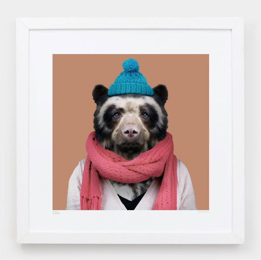 Yago Partal Ana Maria, the Spectacled Bear - Evermade