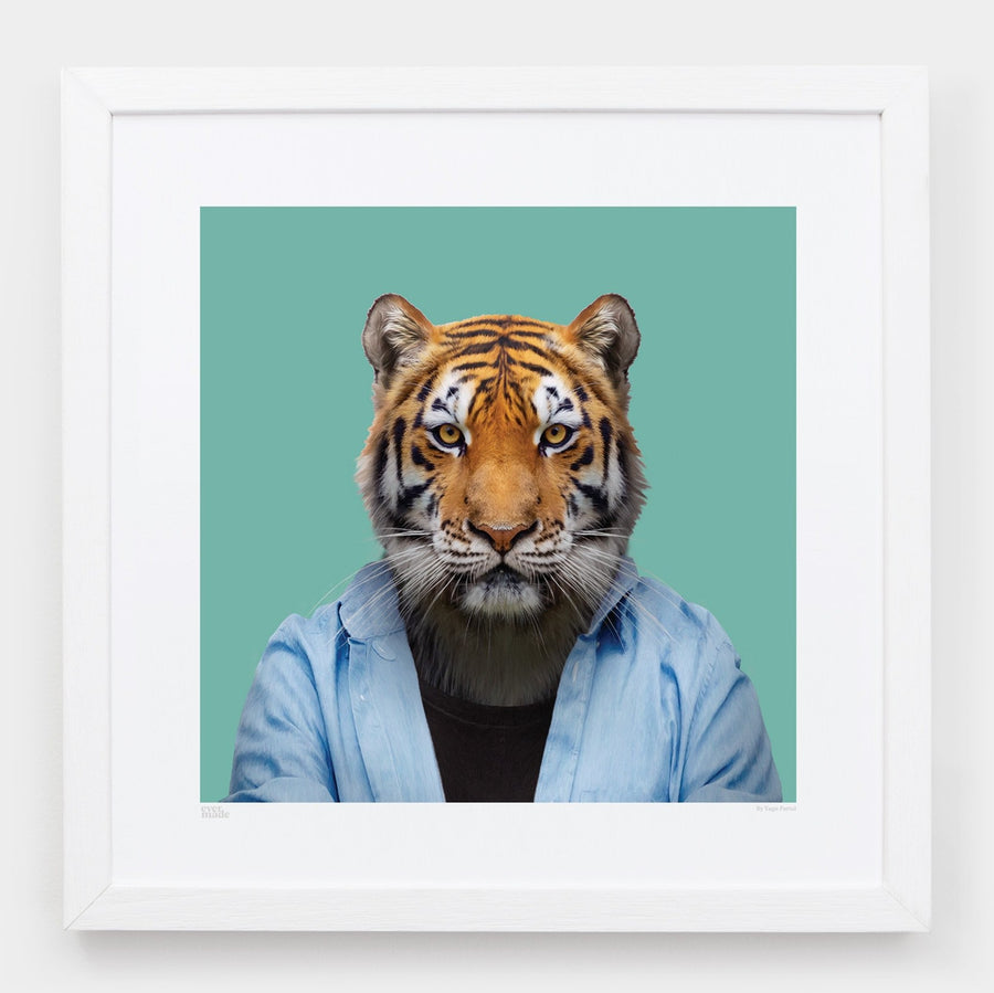 Yago Partal Mishka, the Bengal Tiger - Evermade