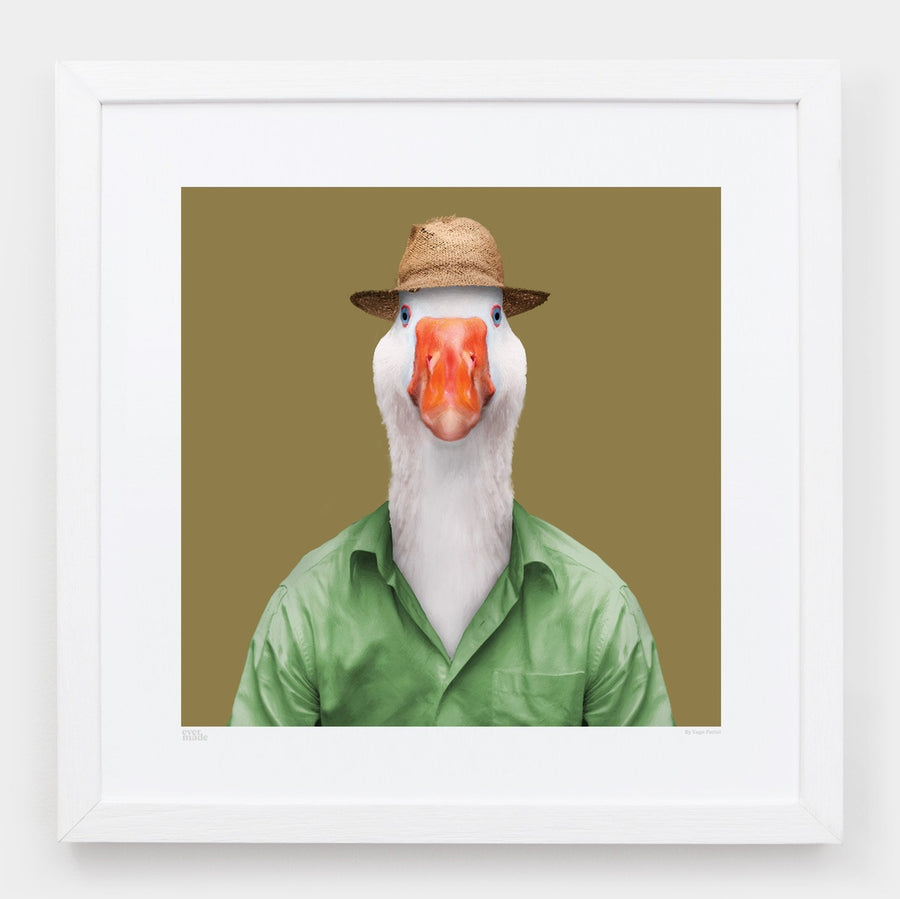 Yago Partal Anders, the Domestic Goose - Evermade