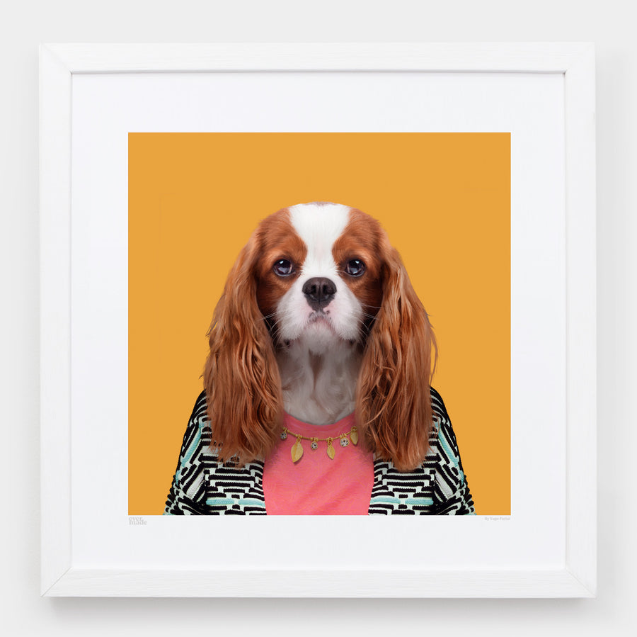 Amelia, the Cavalier King Charles Spaniel - Evermade