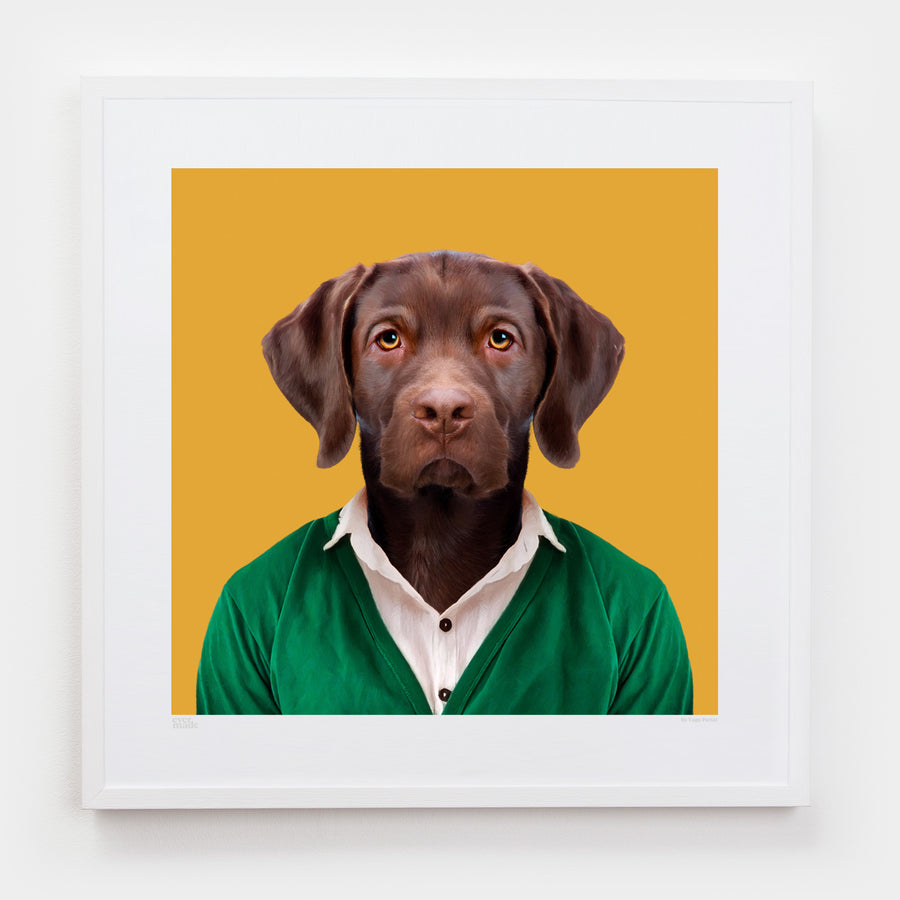 Yago Partal Hubert, the Labrador Retriever - Evermade