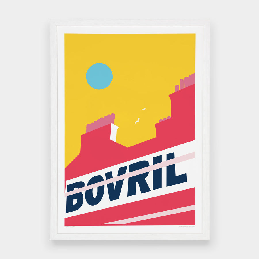 Brixton Bovril Sign - Evermade