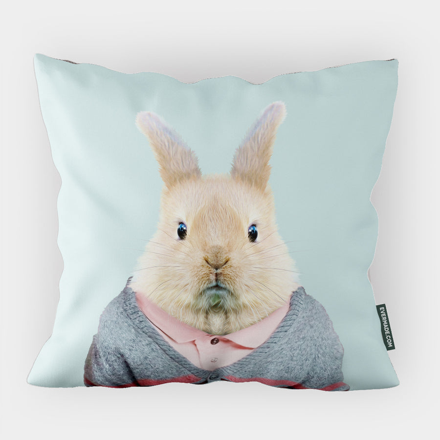 Bunny Cushion - Evermade