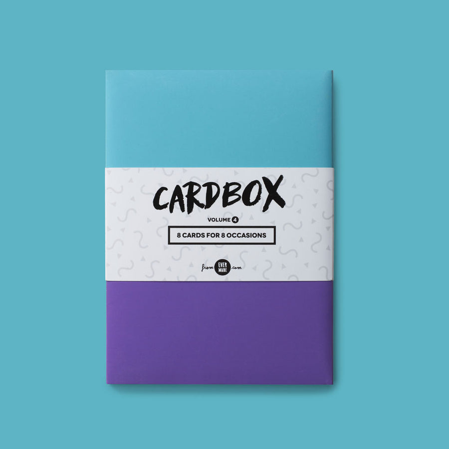 Evermade Studio Cardbox Vol. 4 - Evermade