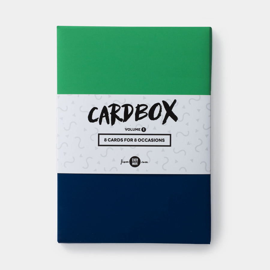 Evermade Studio Cardbox Vol. 1 - Evermade