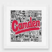 Camden Hometown Print - Evermade