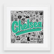 Jenni Sparks Chelsea Hometown Print - Evermade