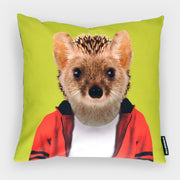 Yago Partal Long-eared Hedgehog Cushion - Evermade