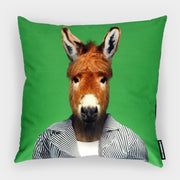 Yago Partal Donkey Cushion - Evermade