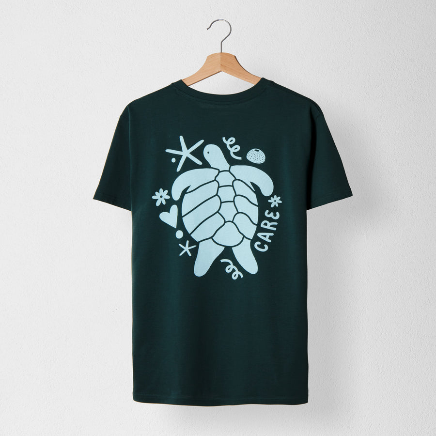 Turtle Unisex T-shirt - Evermade