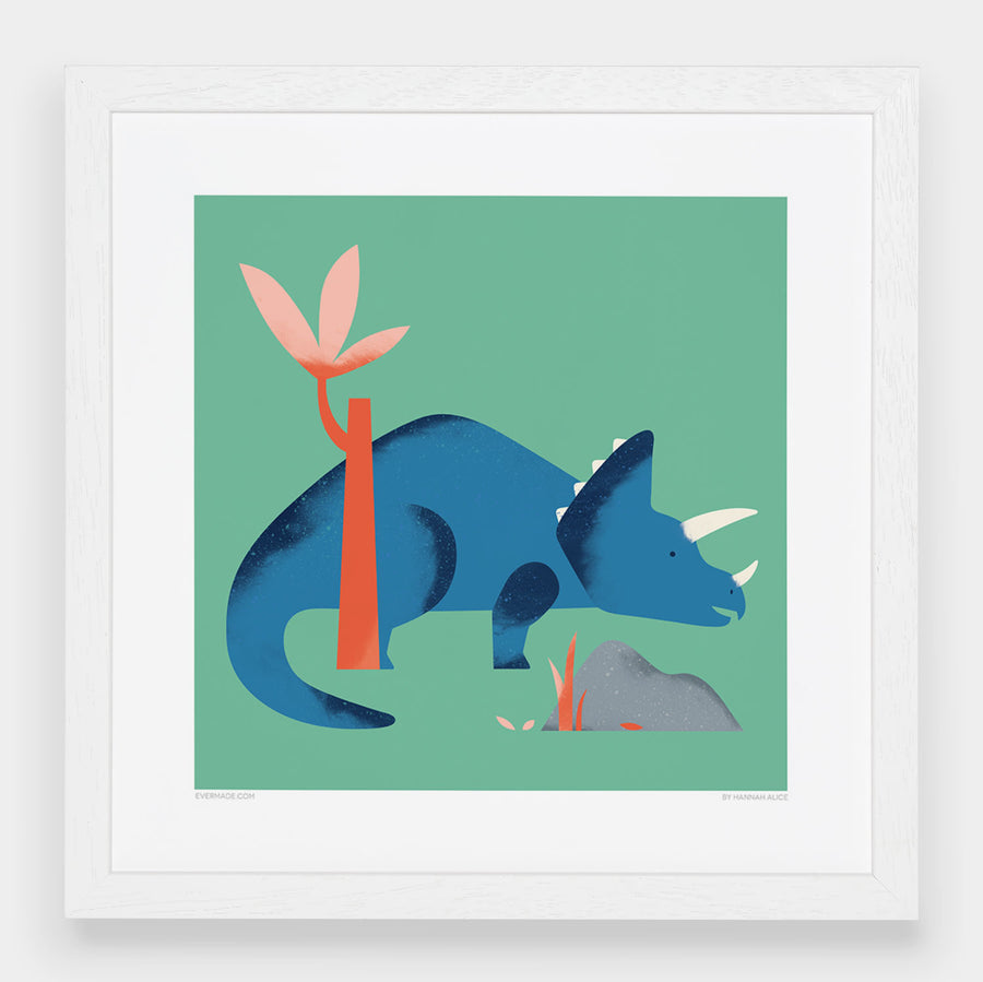 Hannah Alice Triceratops - Evermade