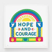Francesca Tiley Hope and Courage - Evermade