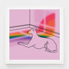 Thomas Hedger Rainbow by the Greyhound - Evermade