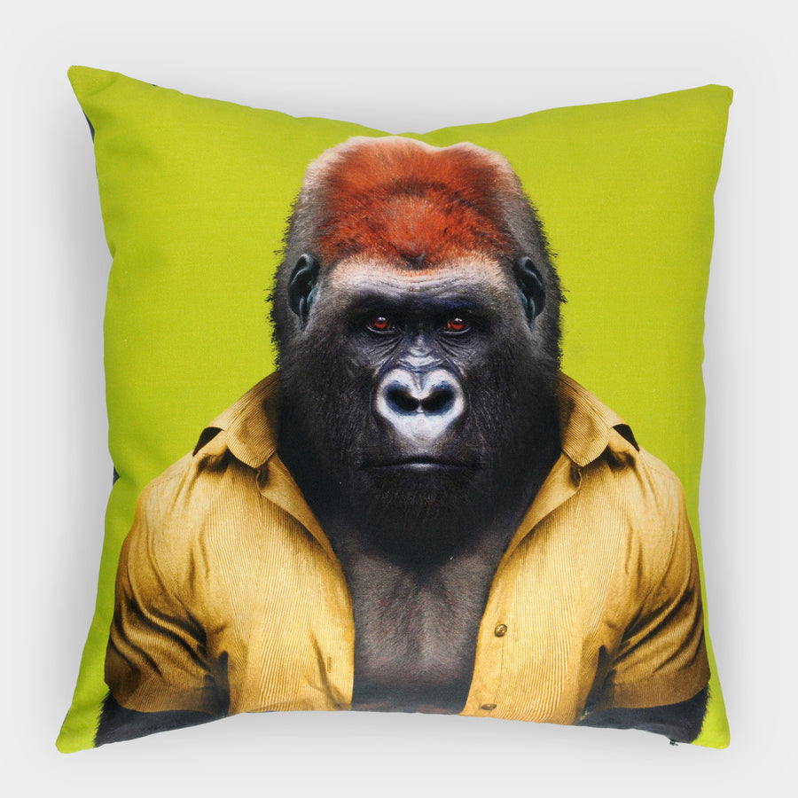 Yago Partal Gorilla Cushion - Evermade