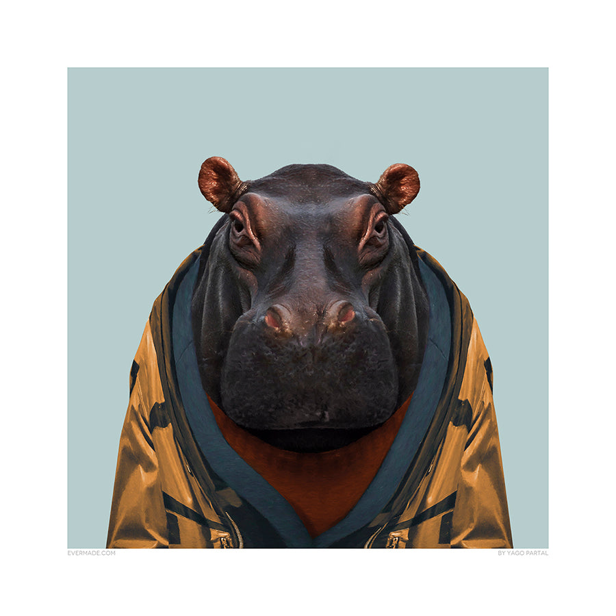 Yago Partal Hippo - Evermade