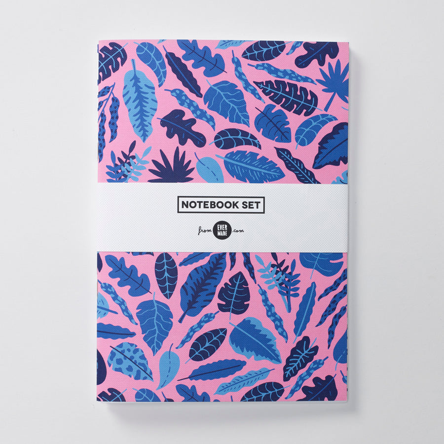 Evermade Studio Plants and Shapes Notebooks - Evermade