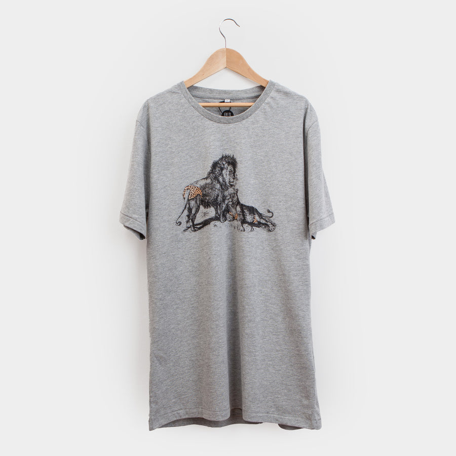 Evermade Studio Lions - Mens T-shirt - Evermade