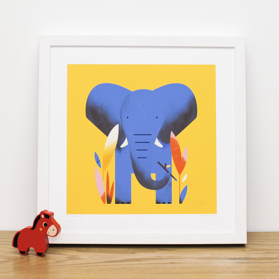 Hannah Alice Elephant - Evermade
