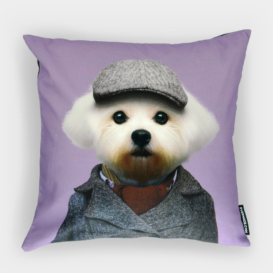 Yago Partal Maltese Cushion - Evermade