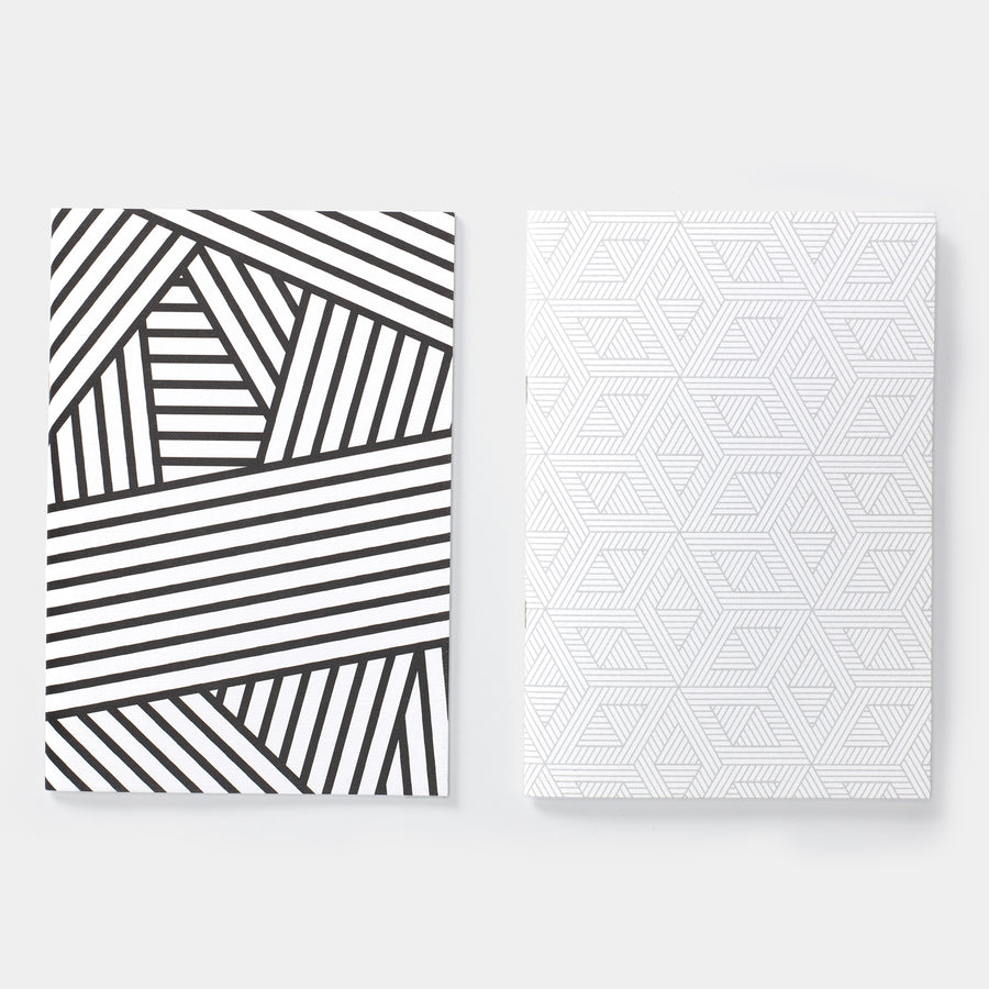 Evermade Studio Geometric Notebooks - Evermade