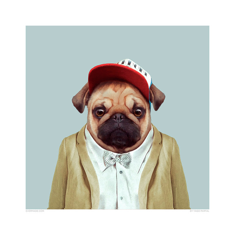 Yago Partal Pug - Evermade