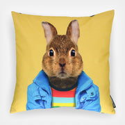 Rabbit Cushion - Evermade