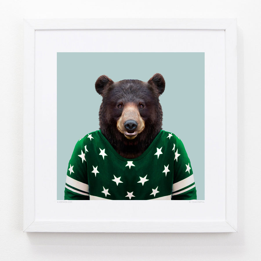 Yago Partal Liam, the American Black Bear - Evermade