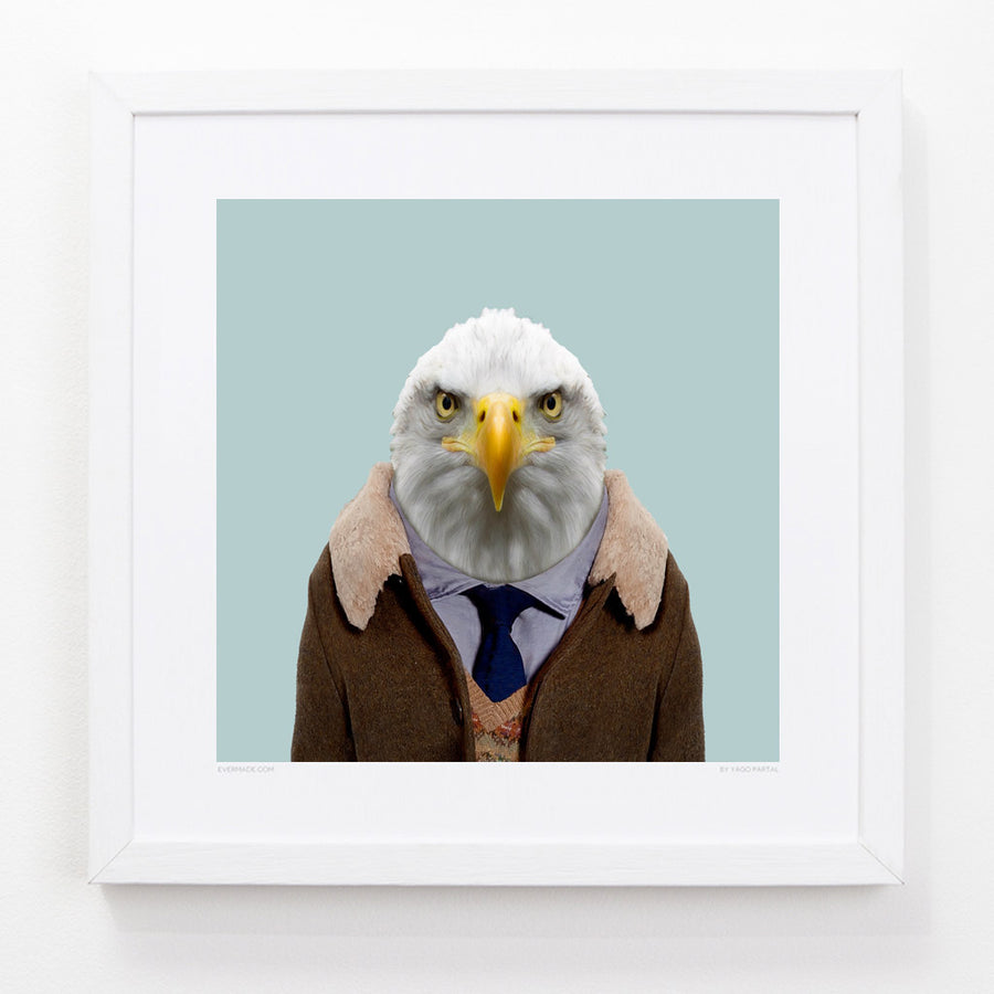 Yago Partal John, the Bald Eagle - Evermade