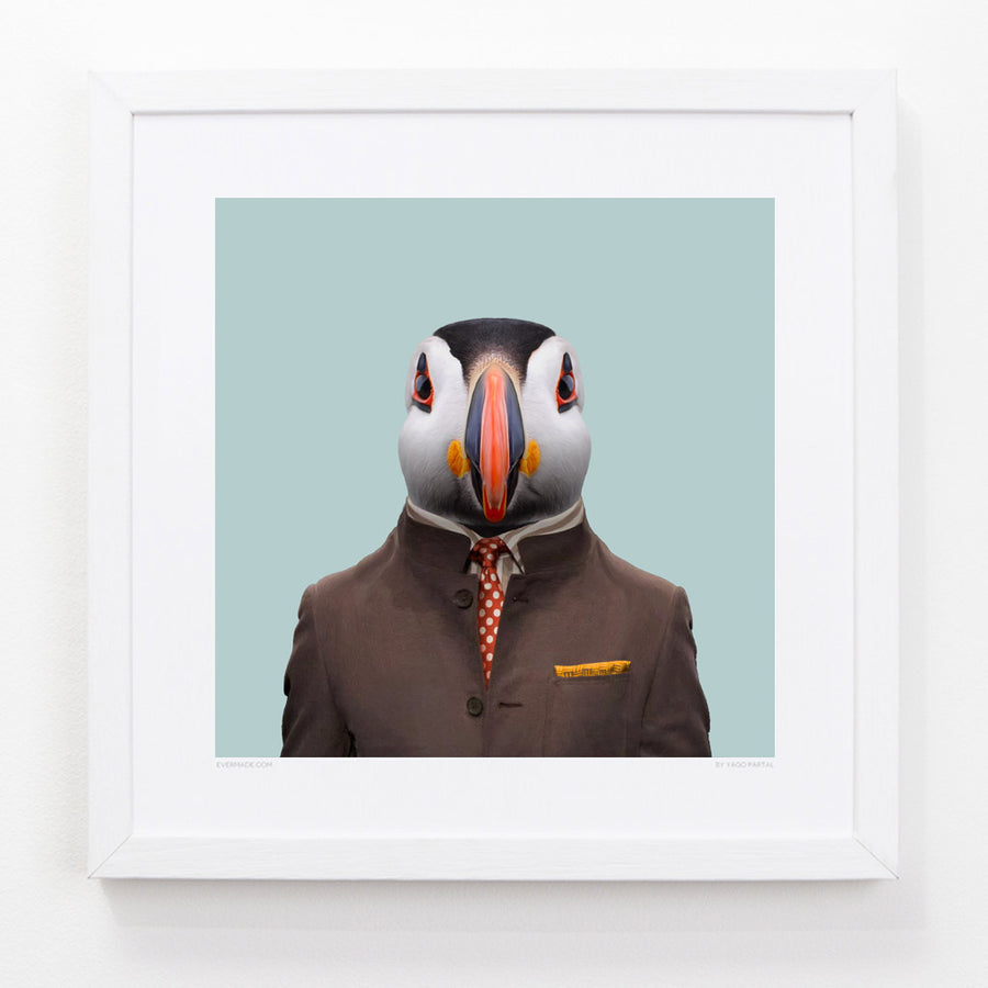 Yago Partal Alek, the Atlantic Puffin - Evermade