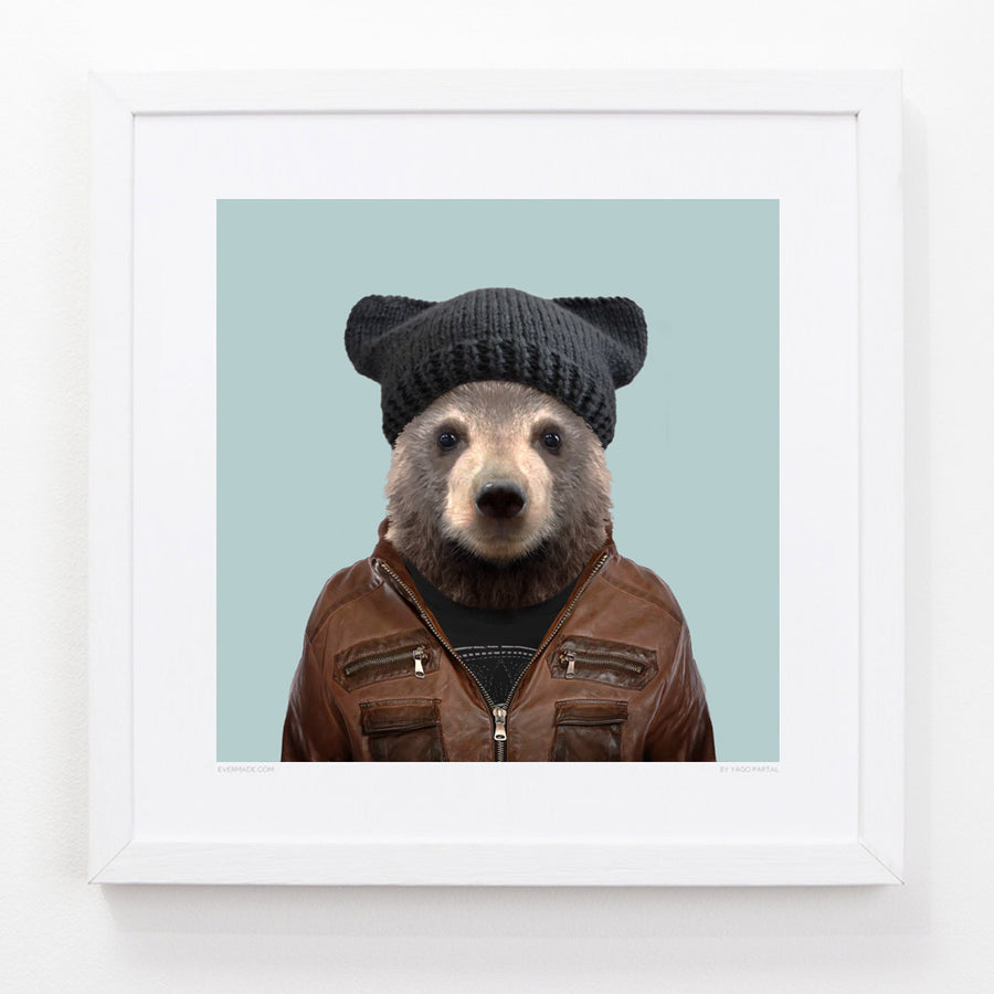 Yago Partal Jacob, the Kodiak Bear - Evermade