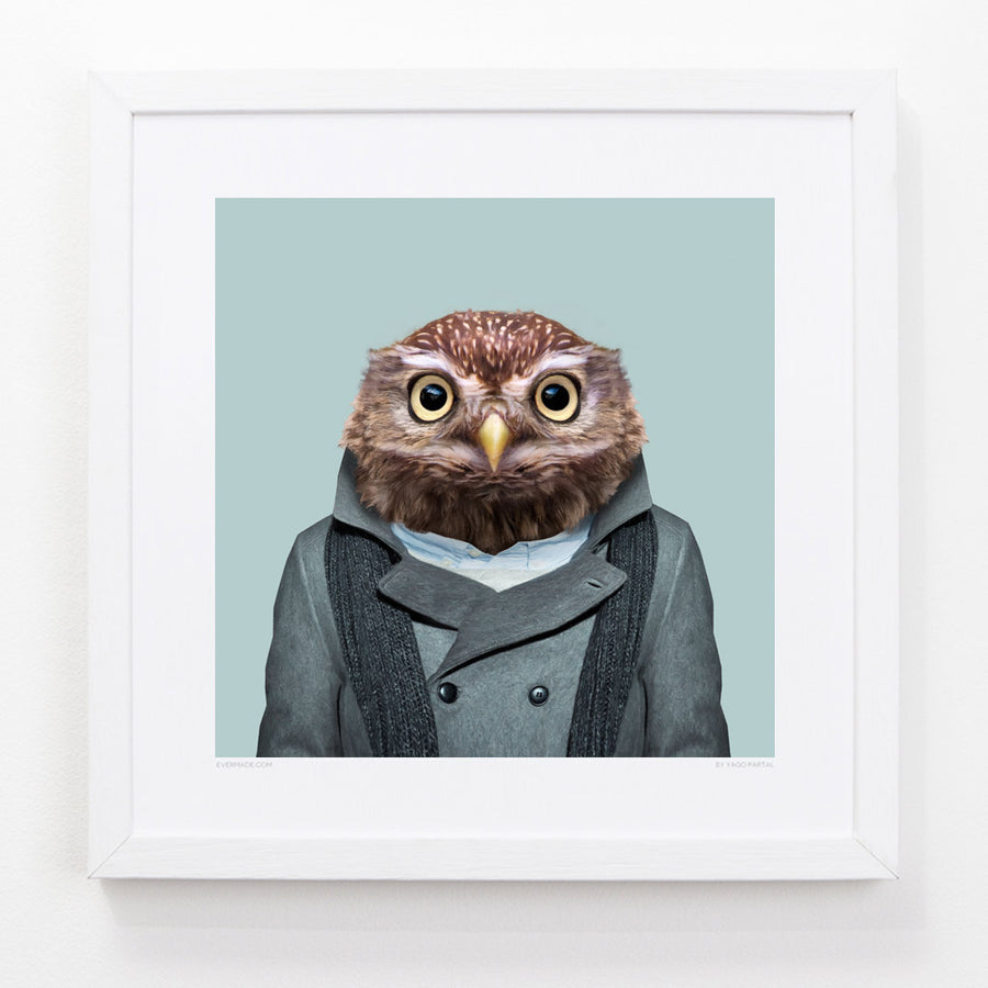 Yago Partal Alfie, the Owl - Evermade