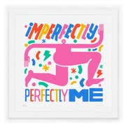 Kelli Laderer Imperfectly Perfectly Me - Evermade