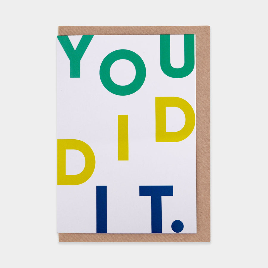Evermade Studio You Did It - Evermade