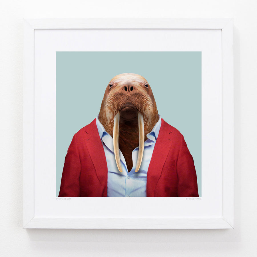 Yago Partal Joseph, the Walrus - Evermade