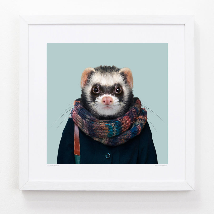 Yago Partal Dee, the Ferret - Evermade