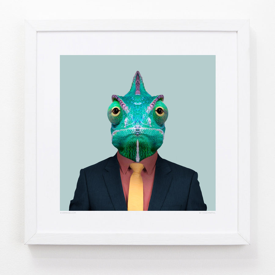 Yago Partal Yasser, the Veiled Chameleon - Evermade