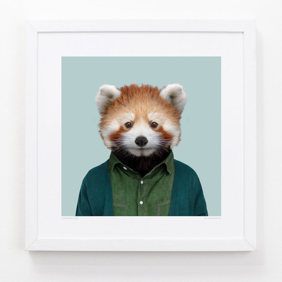 Chang, the Red Panda - Evermade