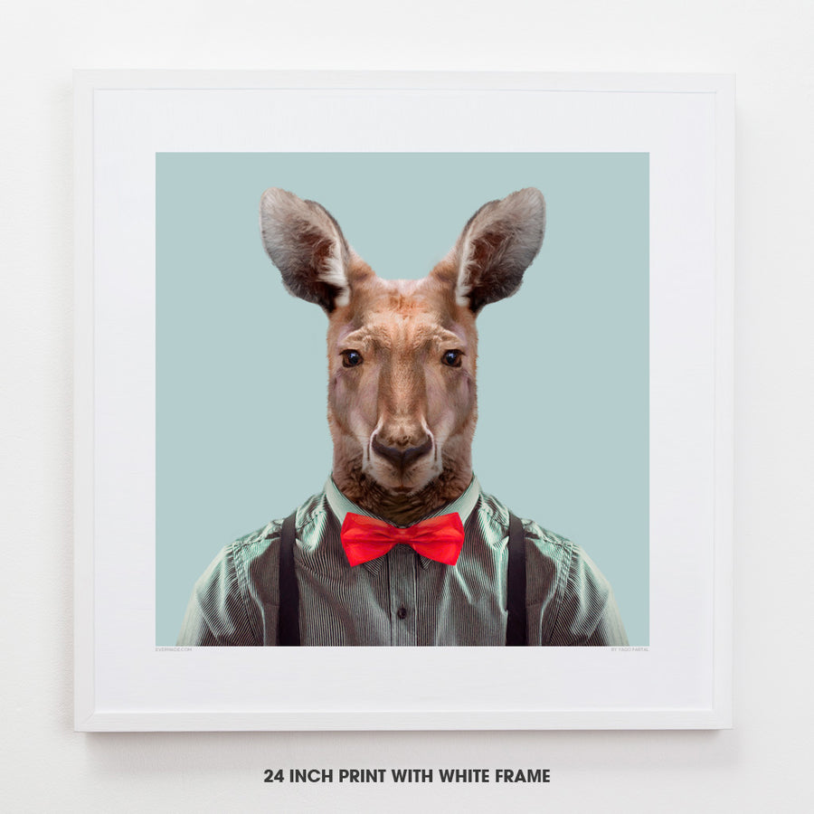 Red Kangaroo - Evermade