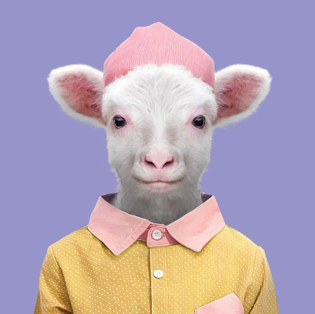 Yago Partal Sam, the Sheep - Evermade