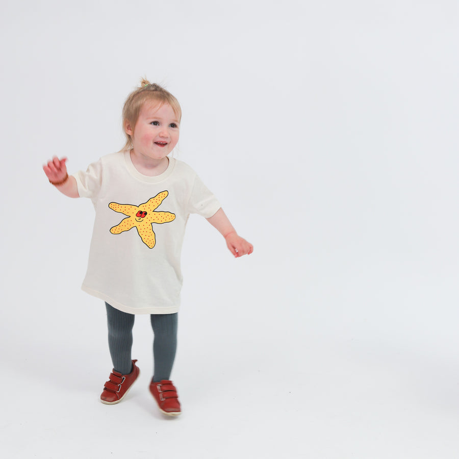 Starfish & Coral Kids T-shirt - Evermade
