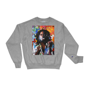 Tech Marley Champion Sweatshirt
