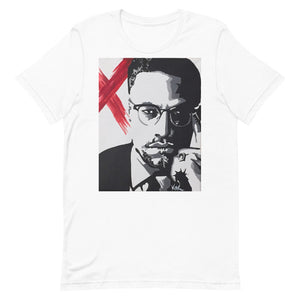 Red Alert - Malcolm X Edition