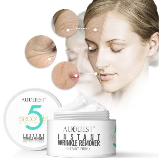 Instant Wrinkle Remover by AUQUEST ™(Best case 5 seconds)