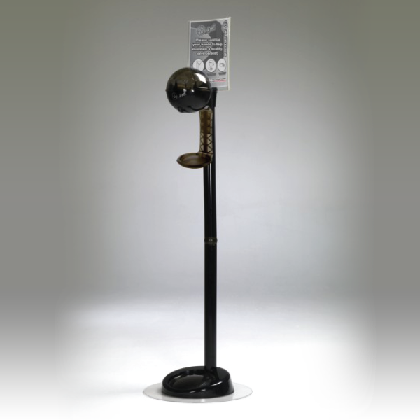 Germstar Floorstand in Black
