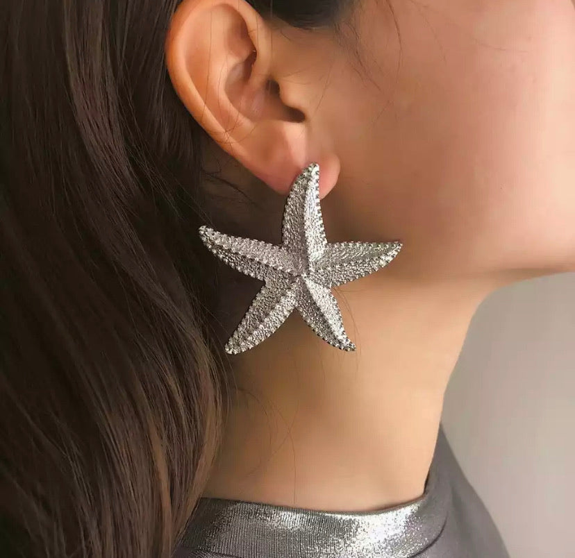 Star Fish Earrings