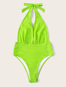Neon Bathingsuit