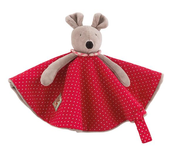 Personalised Nini The Mouse Doudou - LOVINGLY SIGNED INDONESIA